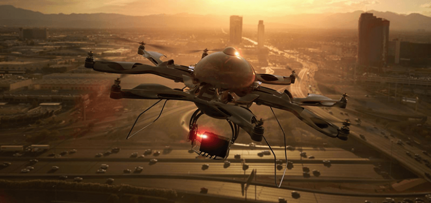 8 предсказаний на 2018 год для индустрии дронов