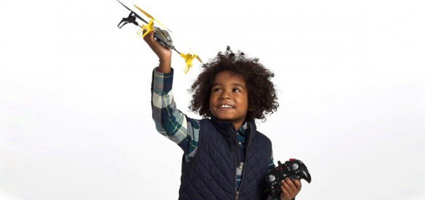 Простые правила полётов на квадрокоптере для детей