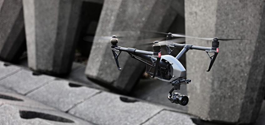 Тенденции 2017 года в развитии дронов