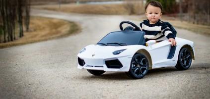 Какой электромобиль выбрать ребенку