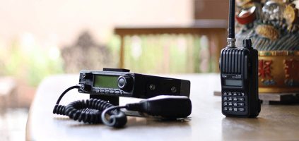 Как пользоваться рацией: правила радиосвязи