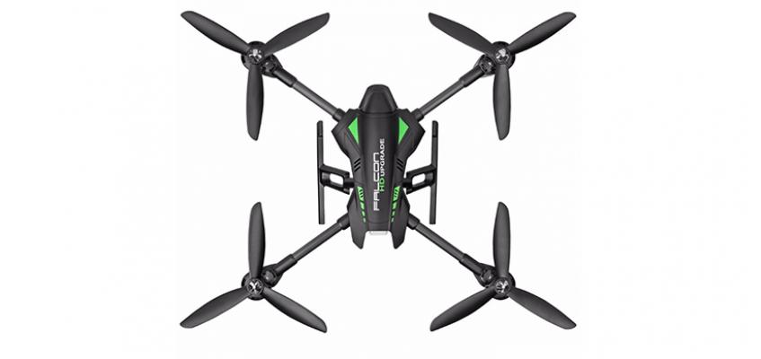 Новые модели квадрокоптеров WLToys