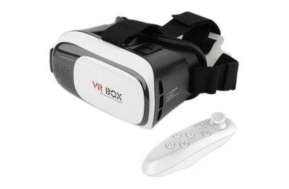 VR Box 2.0 Очки виртуальной реальности с джойстиком