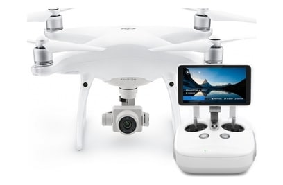 DJI Phantom 4 Advanced+ Plus (с экраном)