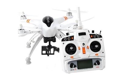 Walkera QR X350 Pro (Devo10, G-2D подвес, без камеры) квадрокоптер