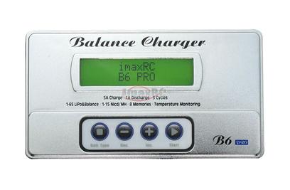 ImaxRC B6 Pro: Зарядное устройство (12V, 5A, 50W)