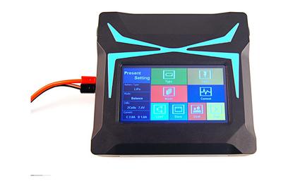ImaxRC X350: Зарядное устройство сенсорное (12V, 15A)