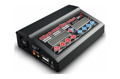 SkyRC B6 Ultimate Duo Зарядное устройство (2x400W)