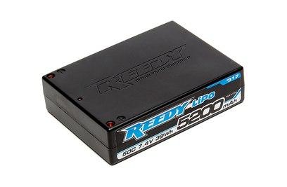 Аккумулятор Team Associated Reddy Li-Po 7.4В 50C 5200мАч SQ