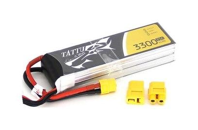 Аккумулятор TATTU 3300mAh 4S 35C LiPo