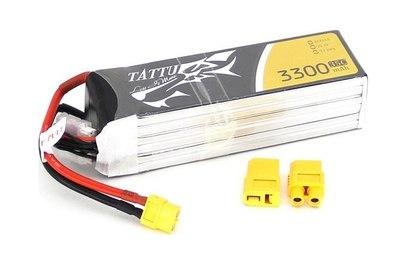 Аккумулятор TATTU 3300mAh 6S 35C LiPo