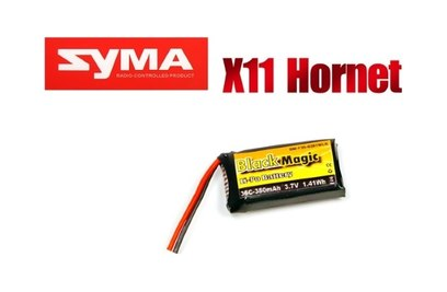 Аккумулятор Black Magic LiPo 3.7V 380mAh
