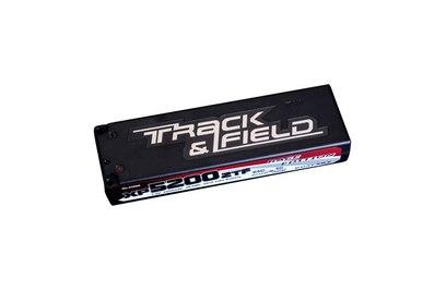 Аккумулятор Li-Po Dualsky Hard case Race Edition 7.4v 5200mAh 65C