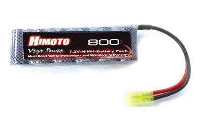 Акккумулятор Himoto Viga Power Iron Track E18 NiMh 7.2V 6S 800 mAh