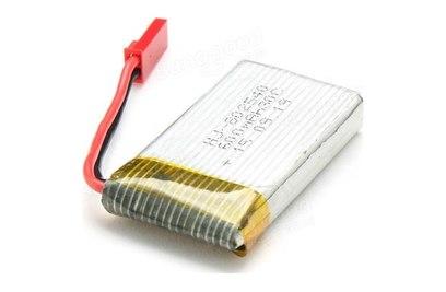 Аккумулятор Li-Po - 3.7В 600мАч (JXD 509) - JXD-509-18
