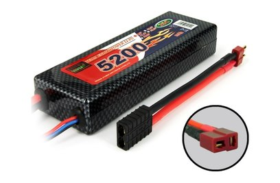 Аккумулятор Enrichpower LiPo 7.4V 2S 25C 5200 mAh