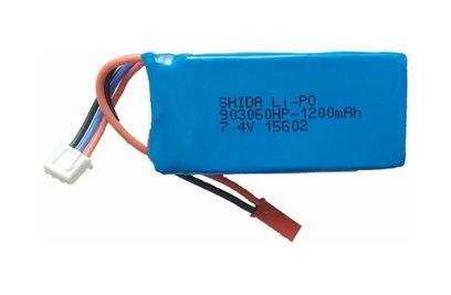 Аккумулятор 1200 mAh для WLToys V666N