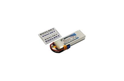 Аккумуляторная батарея Dualsky EX 2800mAh 3S1P 11.1V () XP28003EX