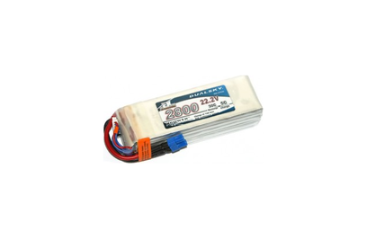 Аккумуляторная батарея Dualsky EX 2800mAh 6S1P 22.2V, 5C charge () XP28006EX