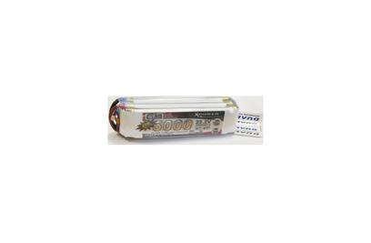 Аккумуляторная батарея Dualsky GT-S 5000мАч 6S1P 22.2V 45C|6C () XP50006GT-S