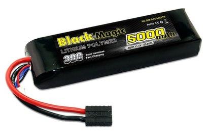 Аккумулятор Black Magic 7.4V 2S 30C 5000 mAh