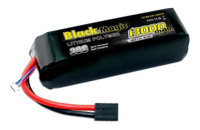 Аккумулятор Black Magic LiPo 7.4V 2S 30C 13000 mAh