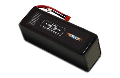 Аккумулятор Maxamps LiPo 6s1p 22,2В 11000 mAh 40C