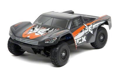 ECX Torment SCT 4WD (серый/оранжевый) - ECX01001T1