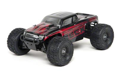 ECX Ruckus Monster Truck 4WD (черный/красный) - ECX01000T1