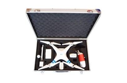 Алюминиевый кейс для DJI Phantom Vision/Vision+