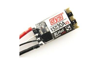 DYS Регулятор XSD30AV2 BLHELI_S Firmware - DYS-XSD30AV2