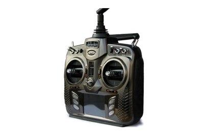 Walkera Devo 8S: аппаратура 8CH 2.4G
