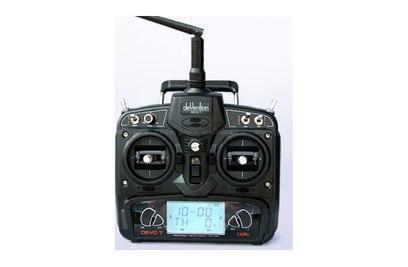 DEVO 7 7CH Radio+LCD