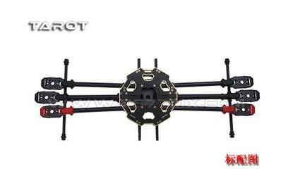 Квадрокоптер Tarot 680 Pro