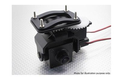 FPV камера Boscam HD19 с управлением наклоном