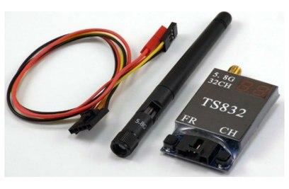 Передатчик TS832 5.8G 600mW 32CH RP-SMA