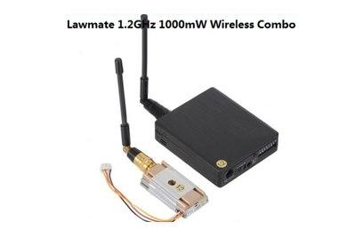 Видеолинк LawMate 1.2G 1000mW