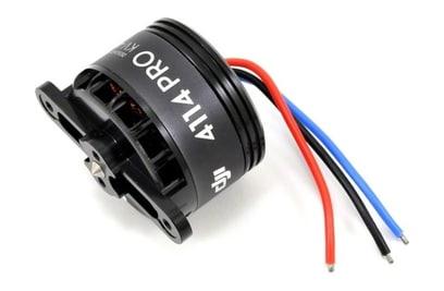 Бесколлекторный электромотор 4114 Pro 400kV для S800 Evo (Black)