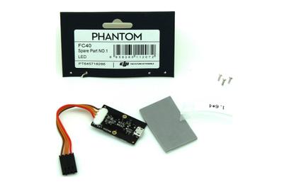 DJI Плата LED-индикатора для Phantom FC40