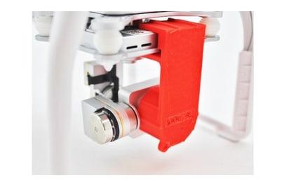Pulsar Крышка-фиксатор для камеры Phantom 3
