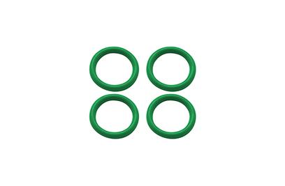 RKH Резинки на моторы (зеленые): Inductrix/FPV - RKH-OR6x1-4-G - RKH-OR6x1-4-G