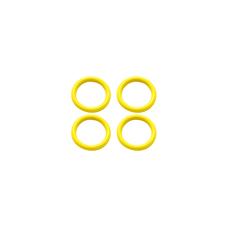 RKH Резинки на моторы (желтые): Inductrix/FPV - RKH-OR6x1-4-Y - RKH-OR6x1-4-Y