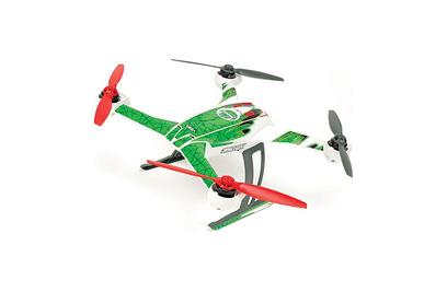 Наклейки на Blade 350 QX DNA Green - UPG7106