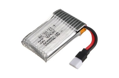 Аккумулятор Hubsan LiPo 3.7V 25C 240 mAh