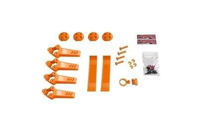 ImmersionRC Детали рамы (оранжевые): Vortex 250 PRO