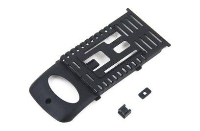 Крепление аккумулятора (черный) для квадрокоптера MJX X601H