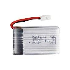 Аккумулятор Li-Po 500mAh 3,7V для Syma X54HW|HC