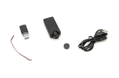 Камера WL Toys 1080P HD (black)