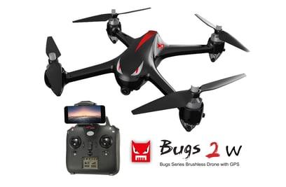 MJX Bugs 2W (B2W) квадрокоптер