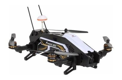 Walkera Furious 320 (Devo10, 800TVL, TX-fpv, OSD, GPS)